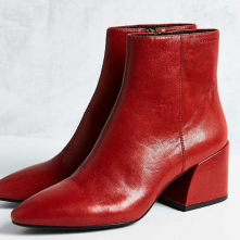 Urban Outfitters, Vagabond Olivia Leather Boot, $175.00