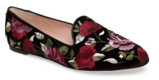Kate Spade New York, Swinton Embroidered Loafer $228