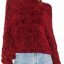 Free People, Velvet Dreams Pullover Sweater $198