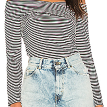 Cupcakes and Cashmere, Lois Top $75